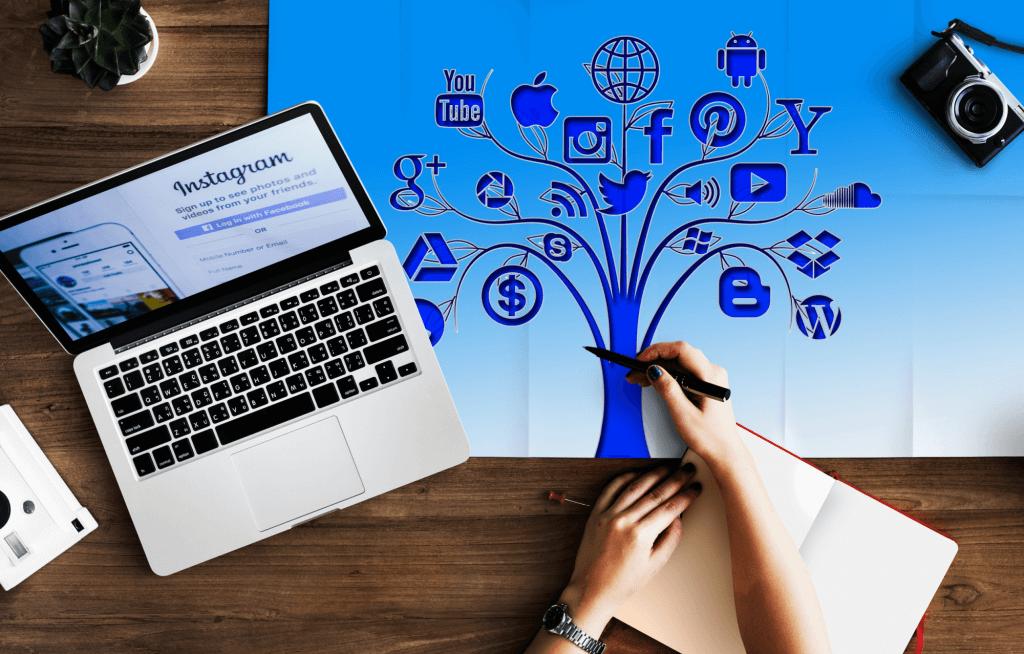 wordpress social Media Marketing