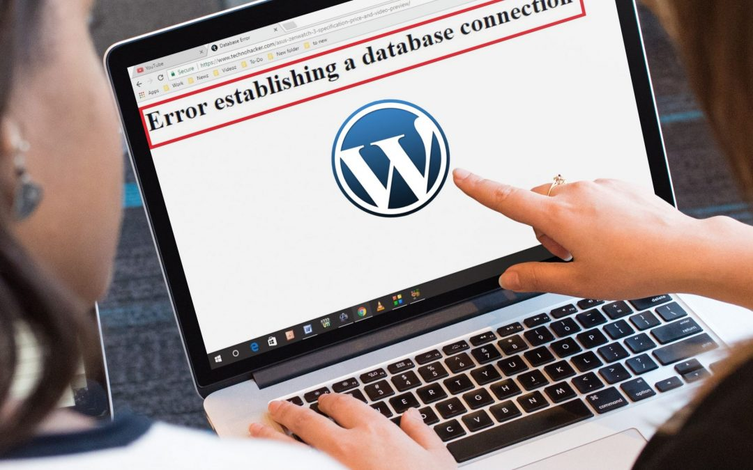 "How To Fix ""Error Establishing Database Connection"" in WordPress"